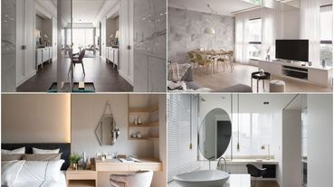 設計有意鏡!玄關x客廳x臥室鏡面設計,替居家生活空間帶來新視野