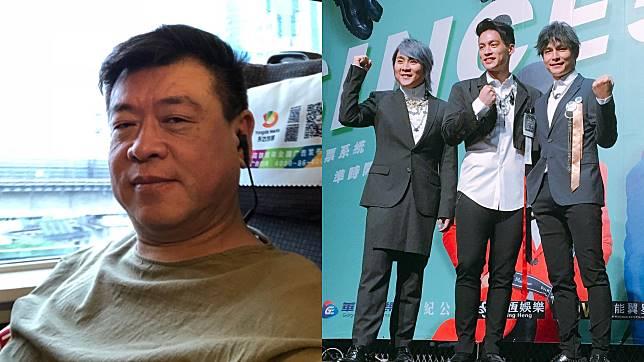 ▲孫德榮(左圖)揭5566解散內幕。(圖/微博、臉書)