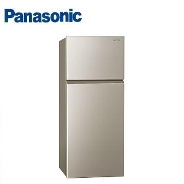 【Panasonic 國際牌】232公升雙門變頻冰箱 NR-B239TV-R(亮彩金)