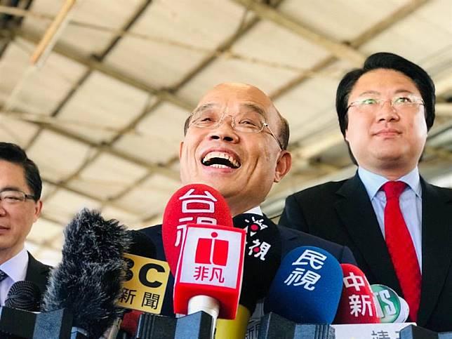 韓嗆登革熱算蘇頭上 蘇:蚊子都治不好還治國?