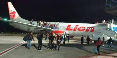 Penumpang Lion Air: Dengar Ada Bom, Saya Panik dan Terjun dari Sayap Pesawat
