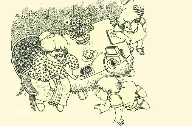 Cerpen Anak: Ingin Dipotret