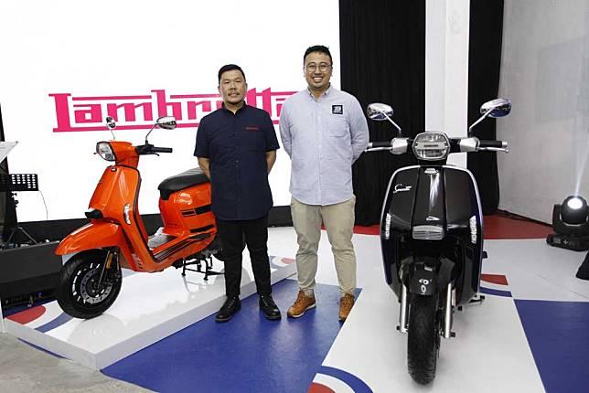 Lambretta Resmi Hadir di Indonesia, Boyong 2 Model V-Special