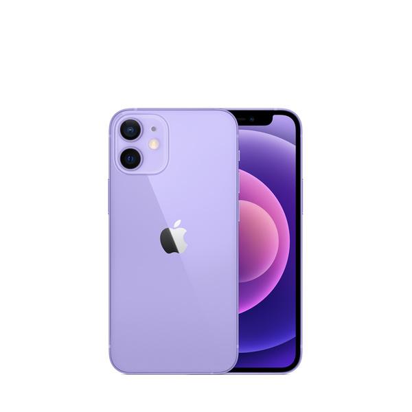iPhone 12 mini 128GB 紫色 - Apple