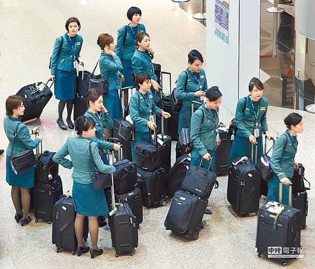 長榮空服員 5月罷工投票