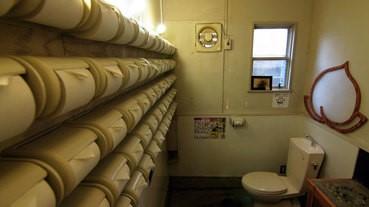 洗手間達人眼中的四個令人驚奇的公廁