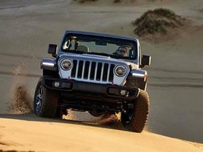 Jeep Wrangler Rubicon, Mobil Dinas dari Bupati Daerah Karanganyar