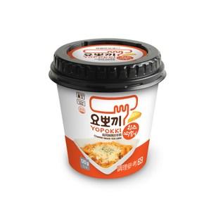 韓國YOPOKKI 起司味辣炒年糕(杯)120g