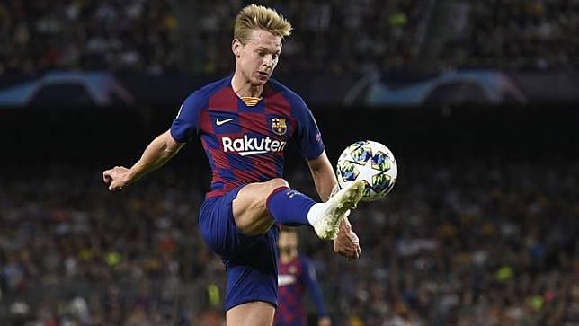 Eks Pelatih MU: Frenkie de Jong Salah Pilih Gabung Barcelona