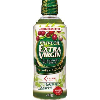 味の素オリーブオイルエクストラバージン・味の素オリーブオイル