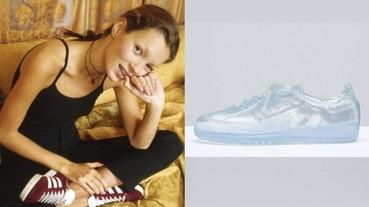 這雙 Kate Moss 設計的超限量款,絕對是波鞋女孩心中的「玻璃鞋」