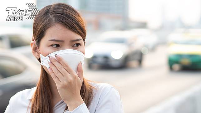 新冠肺炎疫情在全球延燒。(示意圖/TVBS)