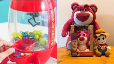 胡迪玩偶造型喇叭必須買!地表最生火《玩具總動員 4》週邊大集合 錢包也跟著總動員啦!