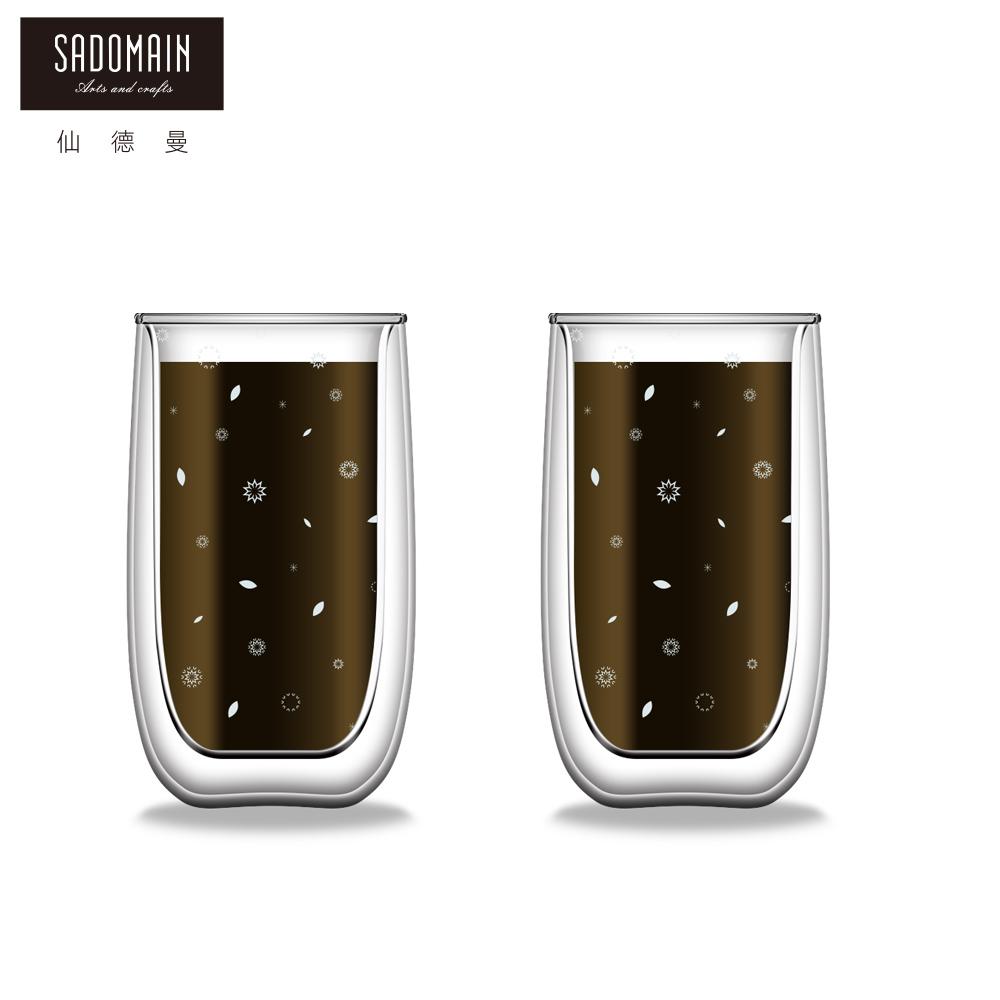 ◆採用優質玻璃手工吹製,使雙壁玻璃更薄,更輕◆有效保持更長時間的飲料冷熱溫度◆防冷凝、不燙手,保持手部最舒適的觸感