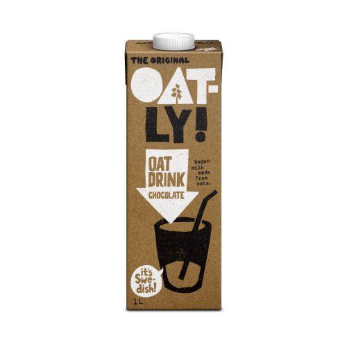◆ OATLY來自於瑞典,是歐洲燕麥製品領域的品牌。 ◆ 瑞典禁止使用多種殺蟲劑,使燕麥的食用安全受到保障。且不添加防腐劑、人工色素及化學調味料。 ◆ OATLY希望為大家帶來的是一種生活方式,用更多