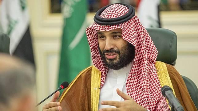 SAUDI-IRAQ-DIPLOMACY-POLITICS