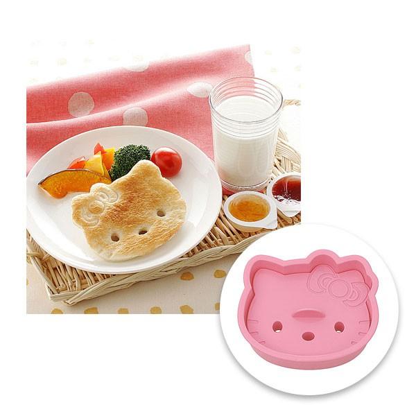 商品特色: ◆適用切片土司。亦可作為餅乾模使用。 ◆模型兩用,臉型或輪廓都可分別壓製。 ◆可愛圖案,增添用餐樂趣。 商品規格: 長110*寬127*高35mm 產地: 日本 #日本進口 #日本製 #日