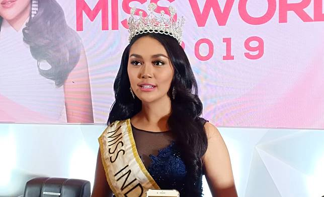Ini Pesaing Terberat Princess Megonondo di Miss World 2019