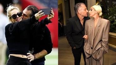 相差 17 歲!Lady Gaga 正式宣告與男友訂婚 情定 49 歲好萊塢熟男經紀人!