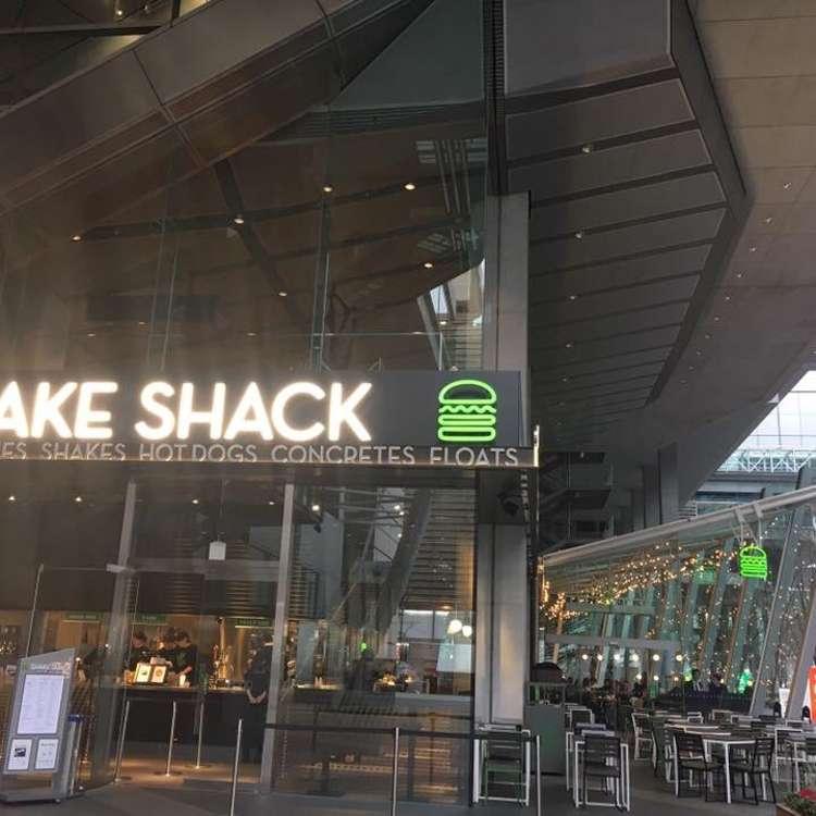 実際訪問したユーザーが直接撮影して投稿した丸の内ハンバーガーシェイクシャック 東京国際フォーラム店の写真