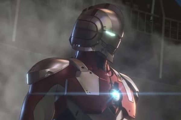 Netflix Tampilkan Adegan Transformasi Ultraman yang Memesona