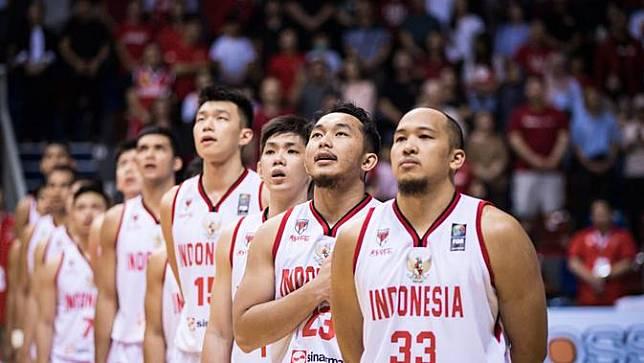Kualifikasi FIBA Asia Cup 2021: Indonesia Menyerah dari Korea Selatan