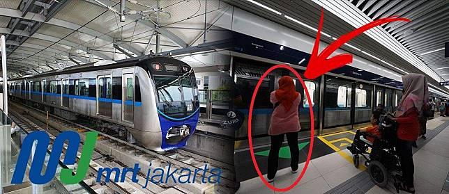 Jangan Kampungan! Ini Peraturan Naik MRT yang Harus Kamu Patuhi!