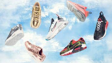 官方新聞 / Nike 眾多全新力作即將亮相 2020 Air Max Day