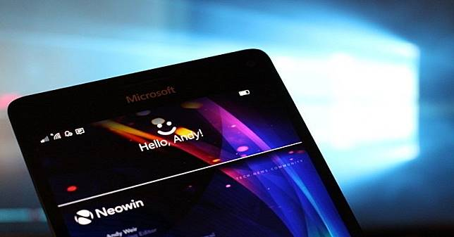 Microsoft Ajukan Paten Pemindai Iris Untuk Ponsel Masa Depan?