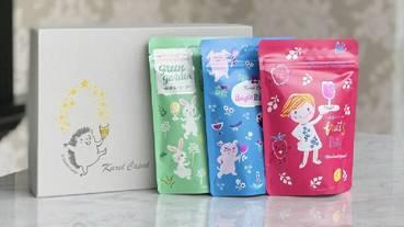 日本Karel Capek山田詩子紅茶店 清涼又繽紛的冷泡花草茶上市!