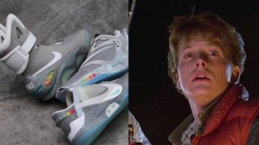 連馬蒂也驚呆了!這雙 Nike Adapt BB 2.0 才是真正的「Air Mag」配色,鞋迷:重點是 LED 燈啊!