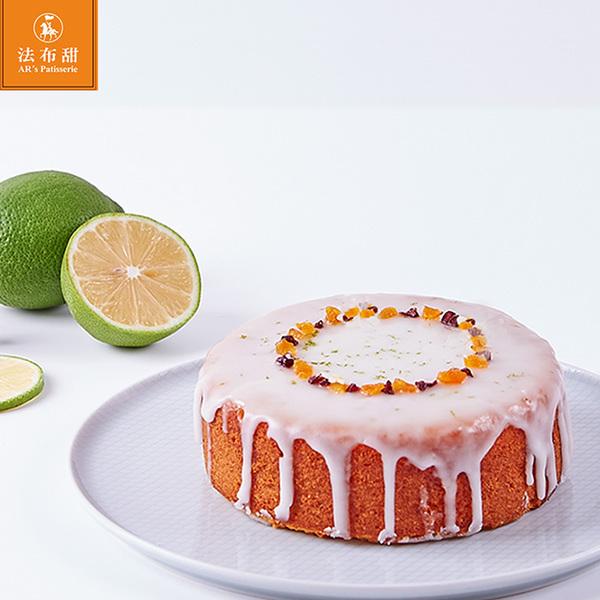 【法布甜】檸檬天使磅蛋糕