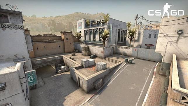 แฟนเกมสร้างแผนที่ยอดนิยมอย่าง Dust 2 ของ Counter-Strike ขึ้นมาใหม่ในเกม Fortnite