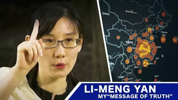 Konsultan WHO asal China Bersaksi COVID-19 Hasil Persekongkolan Jahat