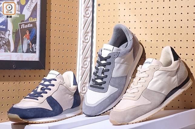 NOVESTA Marathon Runner Sneakers (胡振文攝)