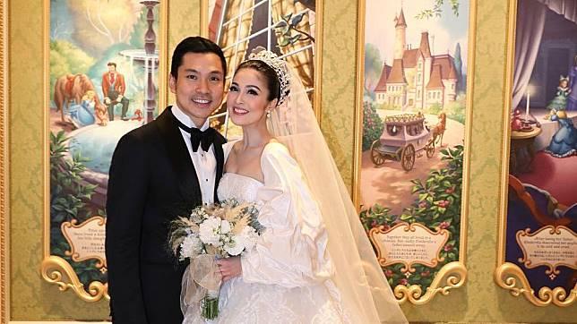 Rayakan 2 Tahun Pernikahan, Ini 7 Momen Romantis Sandra Dewi dan Harvey Moeis