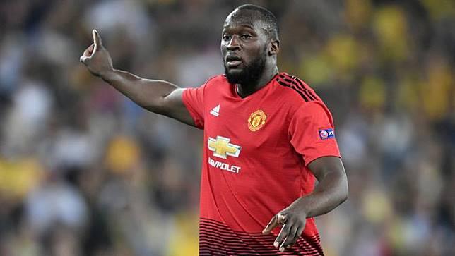 Manchester United Ogah Turunkan Harga Romelu Lukaku Jadi Rp939 Miliar