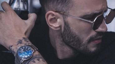 CERRUTI 1881 50周年紀念錶款 限量抵台