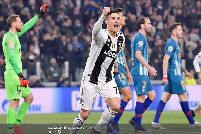 Ajax Sedang Waspada, Pemainnya Sebut Cristiano Ronaldo bak Pembunuh