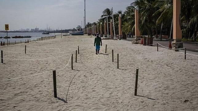 Perluasan Pantai Ancol tidak boleh menjadi kawasan privat