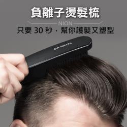 【Future Lab. 未來實驗室】NION 負離子燙髮梳