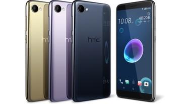 HTC Desire 12 正式在台上市,5.5 吋 18:9 全螢幕,售價 5,990 元