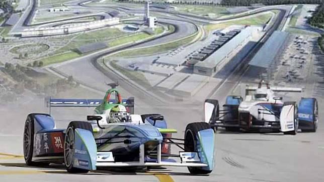 Demi Keamanan Kawasan Formula E Akan Dipasangi Ribuan Pembatas