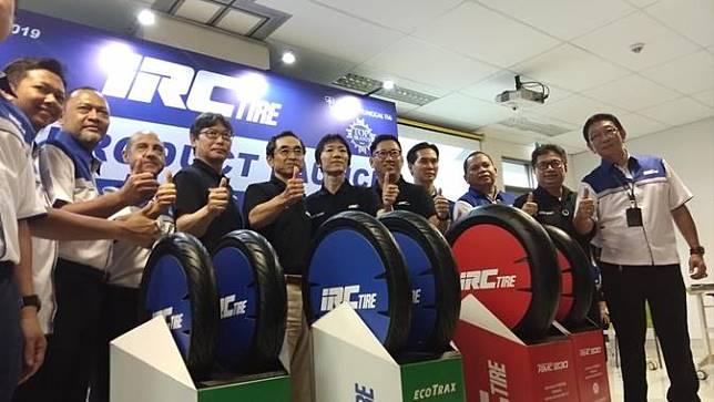 Jelang tutup tahun, IRC Tire merilis dua ban sepeda motor terbaru, yakni RMC830 dan EcoTrax.