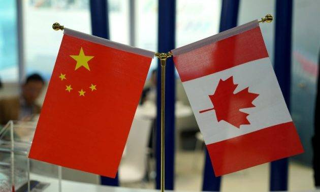 China issued a travel warning for Canada on Monday and said bilateral relations could deteriorate further over Ottawa's response to a controversial national security law in Hong Kong.