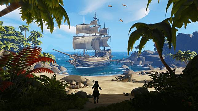 Baru Dirilis di Steam, Sea of Thieves Langsung Puncaki Top-Selling Game
