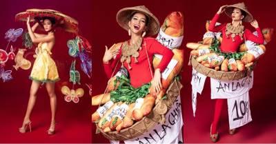 6 bộ quốc phục của H'Hen Niê: Đẹp, độc nhưng vẫn bị 'cười cợt'