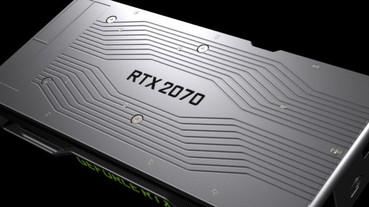 劇情急轉直下,NVIDIA GeForce RTX 2070 Founders Edition 不支援 NVLink