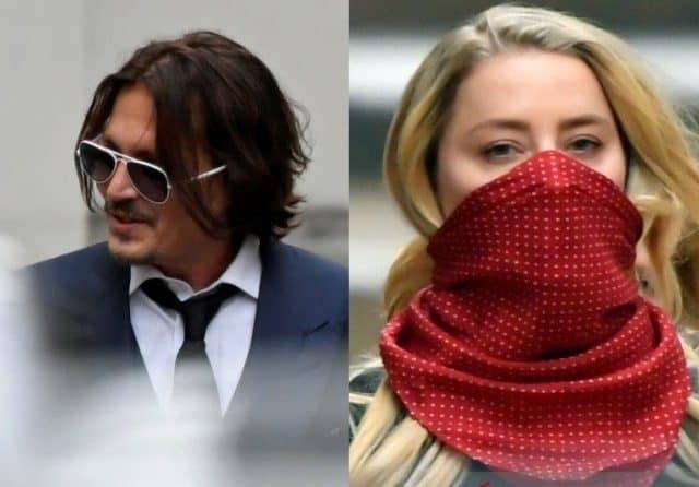 Beri Kesaksian di Sidang Pertama, Johnny Depp Bantah Pukul Amber Heard