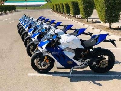 Kepolisian Dubai Akan Memakai Ducati Panigale V4R